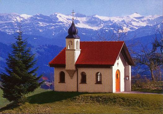 Kapelle-in-Scheidegg